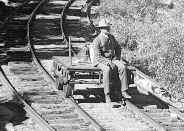 The in railroad 1800s workers 19th